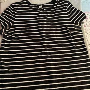 Old Navy plus size T-shirt dress